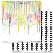 Drips Paper - Wild & Free - Glitz