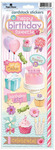 Birthday Girl Cardstock Stickers - Paperhouse