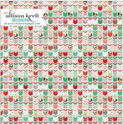 Christmas Spirit Paper - It's Christmas - Websters Pages