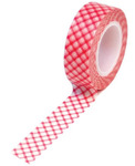 Picnic Check Trendy Washi Tape - Queen & Co