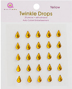 Yellow Twinkle Drops - Queen & Co