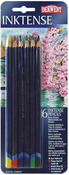 Inktense Pencils 6 Pack - Derwent
