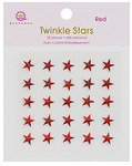 Red Twinkle Stars - Queen & Co