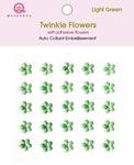 Green Twinkle Flowers - Queen & Co