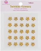 Yellow Twinkle Flowers - Queen & Co