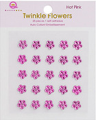 Hot Pink Twinkle Flowers - Queen & Co