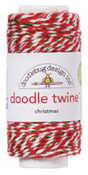 Home For The Holidays Twine - Doodlebug