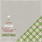 christmas tree paper making merry lyb