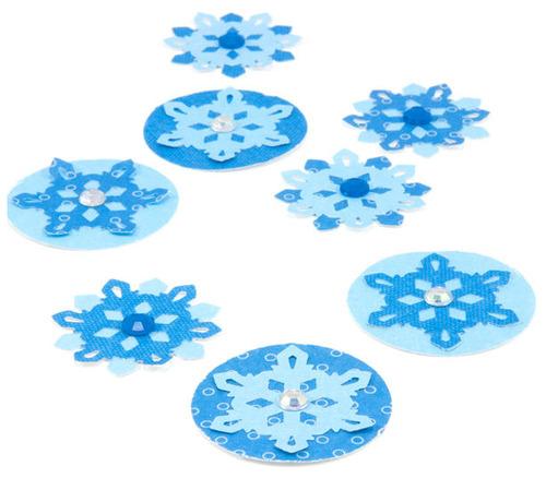 Snowflake Layering Punch - EK Success