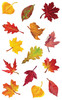 Falling Leaves Stickers - Mrs. Grossmans