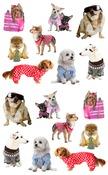 Pampered Dog Stickers - Mrs. Grossmans