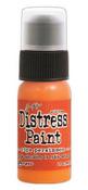 Ripe Persimmon Distress Paint - Tim Holtz