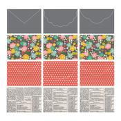 From Me To You Mini Envelopes - Pebbles