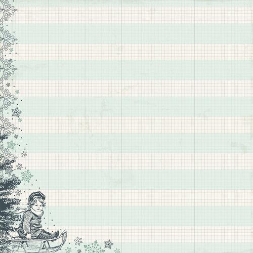 Shimmer Paper - Glistening - Authentique