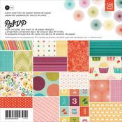 RSVP 6 x 6 Paper Pad - Basic Grey