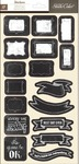 Thataway Chalkboard Banners and Labels Stickers - Studio Calico