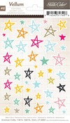 Vellum Star Stickers - Printshop - Studio Calico