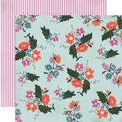 Wildflower Floral Paper - Wildflower - Carta Bella