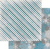 Ornate Paper - Woodland Winter - Bo Bunny