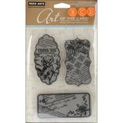 Le Journal Cling Stamps - Hero Arts