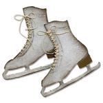 Ice Skates Die - Tim Holtz