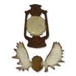 Mini Lantern & Antlers Mini Die - Tim Holtz