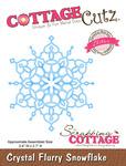 Crystal Flurry Snowflake Metal Die - Cottage Cutz