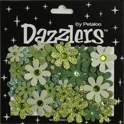 Green Florette Dazzlers - Petaloo
