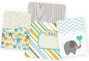 Baby Boy Snap Pockets - Simple Stories