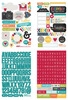 Everyday Snap Cardstock Stickers - Simple Stories