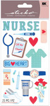 Nurse Sticko Stickers