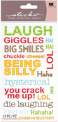 Giggles Sticko Stickers
