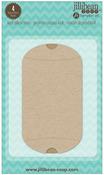 Kraft Pillow Boxes - Jillibean Soup