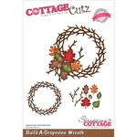Build A Grapevine Wreath Die - Cottage Cutz