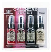 Kisses Calendar Mist Kit - Tattered Angels