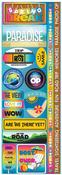 Spring Break Die Cut Cardstock Stickers - Reminisce