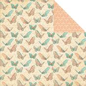 Heart Song Paper - Sweet Sentiments - Graphic 45