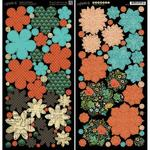 Couture Cardstock Sticker Flowers - Graphic 45