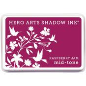 Raspberry Jam Shadow Ink Pad - Hero Arts