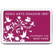 Raspberry Jam Shadow Ink Pad - Hero Arts