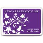 Grape Juice Shadow Ink Pad - Hero Arts