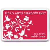 Red Royal Shadow Ink Pad - Hero Arts