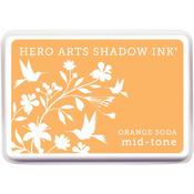 Orange Soda Shadow Ink Pad - Hero Arts