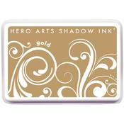 Gold Shadow Ink Pad - Hero Arts