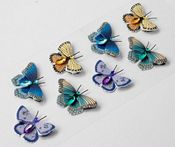 Butterflies Mini Stickers - Little B