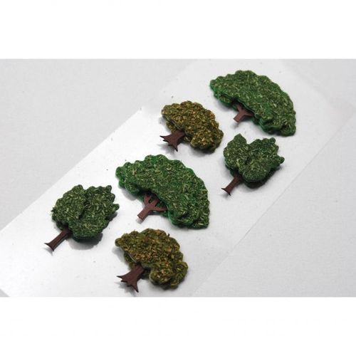 Trees Mini Stickers - Little B