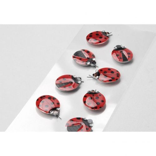 Lady Bugs Mini Stickers - Little B