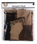 Dark Neutral 1/4 Pound Sampler Pack - Canvas Corp