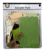 Green 1/4 Pound Sampler Pack - Canvas Corp