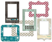 Timber Grove Patterned Photo Frames - Fancy Pants
